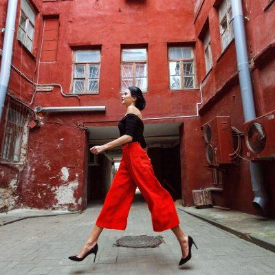 Фотопроекты, организованные менеджером Дарьей Кондруц